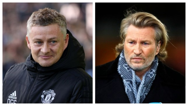 Robbie Savage has named five players Manchester United should try to sign