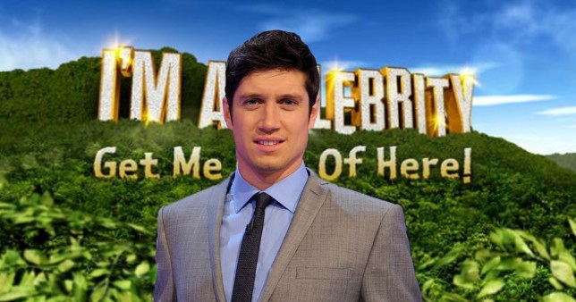 Vernon Kay signs deal for I'm A Celeb