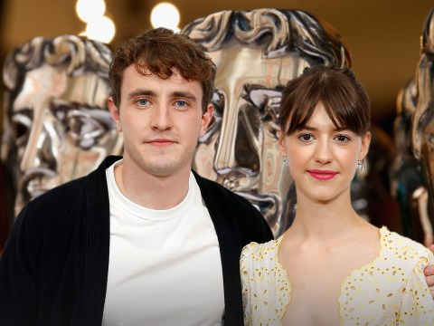 Bafta reveals Normal People's Paul Mescal and Daisy Edgar-Jones as TV awards guest presenters
