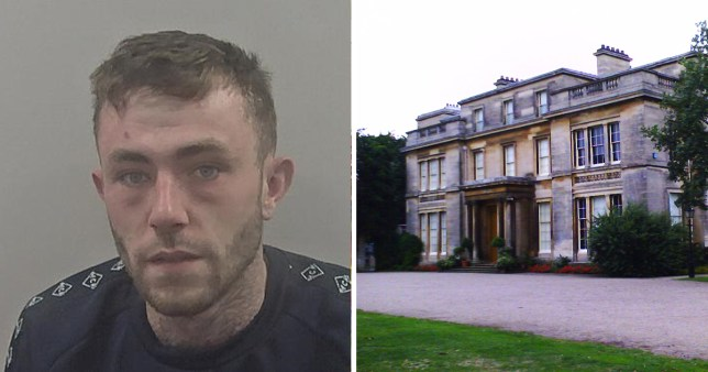 Mugger who robbed David Cameron's father-in-law jailed for 18 months