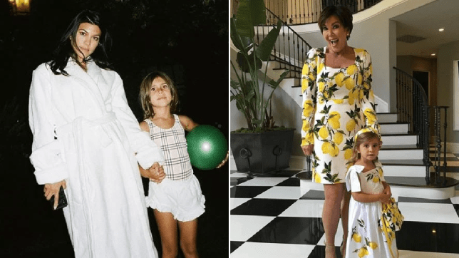 Kris Jenner wished granddaughter Penelope a happy birthday