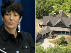 Ghislaine Maxwell 'posed as journalist called Janet Marshall to buy luxury hideout'