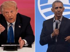 Donald Trump sparks dementia claims after blaming Barack Obama for coronavirus testing