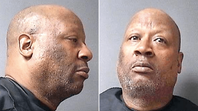 Jerry Morgan mugshots