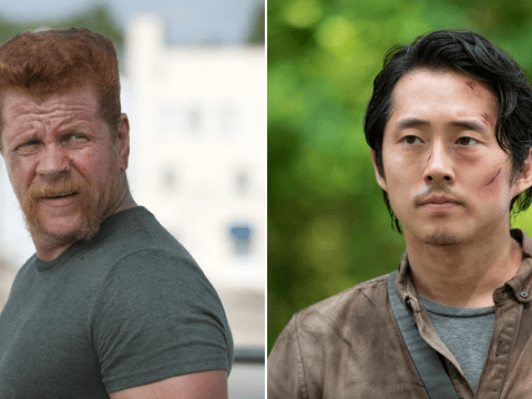 The Walking Dead star believes Glenn and Abraham's deaths are 'a step too far' after 'murder porn' claims