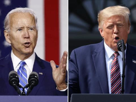 Coronavirus might force Donald Trump to debate Joe Biden in an empty room