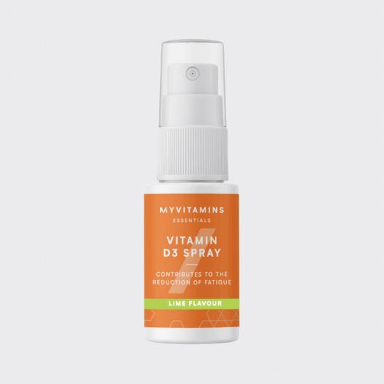Spray de vitamine D3 de MyProtein