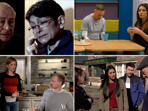 Coronation Street spoilers: Geoff destroys Yasmeen, Gary caught out and Carla fights back