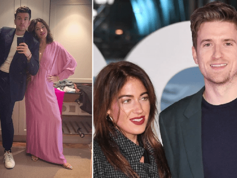 Greg James says lockdown has 'unlocked new level of relationship' for him and wife Bella Mackie