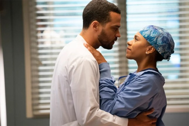 Grey's Anatomy's Jackson Avery and Maggie Pierce beat Callie Torres and Penny Blake to be named worst couple