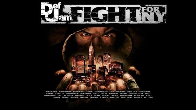 Def Jam: Fight For NY art