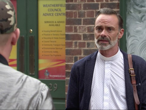 Coronation Street spoilers: Daniel Brocklebank reveals Billy Mayhew's terror as a body is found