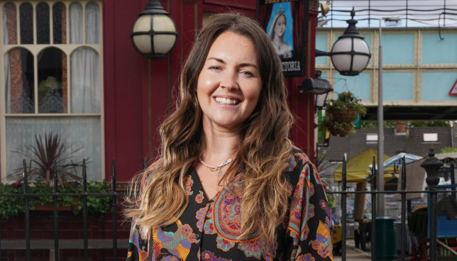 Lacey Turner in EastEnders: Secrets From The Square