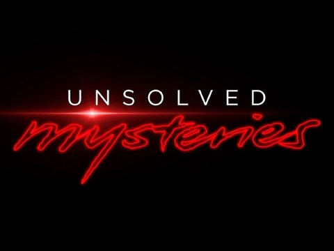 Netflix's Unsolved Mysteries confirms return with six new episodes