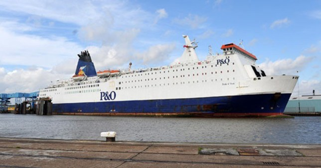 A second case of coronavirus has been diagnosed onboard a North Sea passenger ferry, sending dozens into isolation.