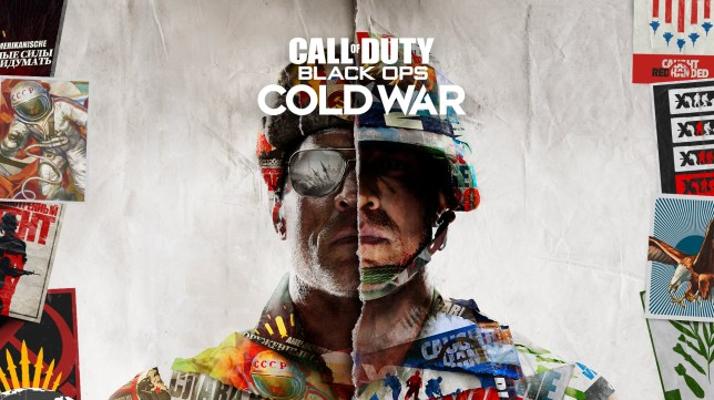 Call Of Duty Black Ops: Cold War key art