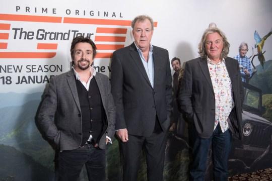 The Grand Tour' Season 3