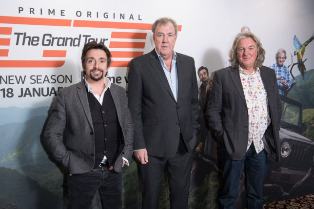 'The Grand Tour' Season 3 Launch - Photocall