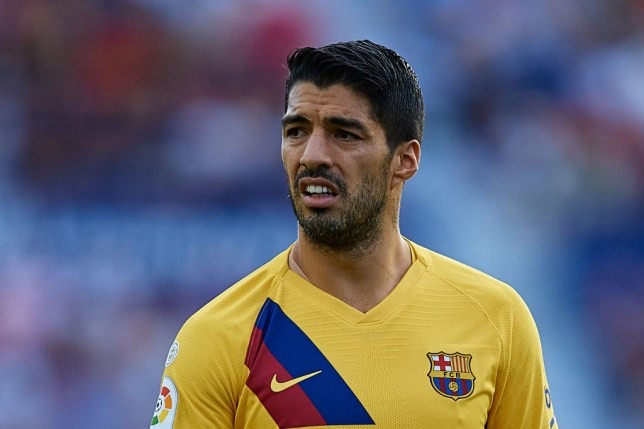 Furious Luis Suarez responds to reports Barcelona bosses want him to leave the club
