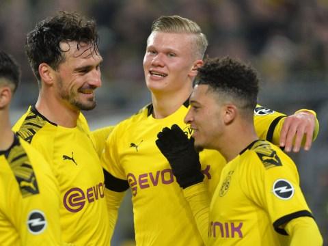 Mats Hummels reacts to Borussia Dortmund confirming Jadon Sancho will stay