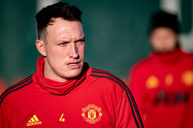 Twitter was forced to delete a post about Manchester United defender Phil Jones