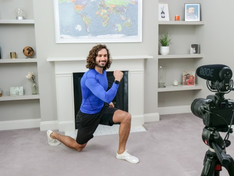 Joe Wicks bringing back PE With Joe after missing it too much: 'I've been flat as a pancake'