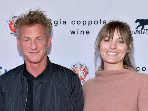 Sean Penn confirms he had a 'Covid wedding' with Leila George after secretly tying the knot