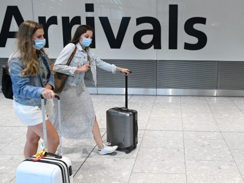What are the UK's quarantine rules and when will the list be reviewed?