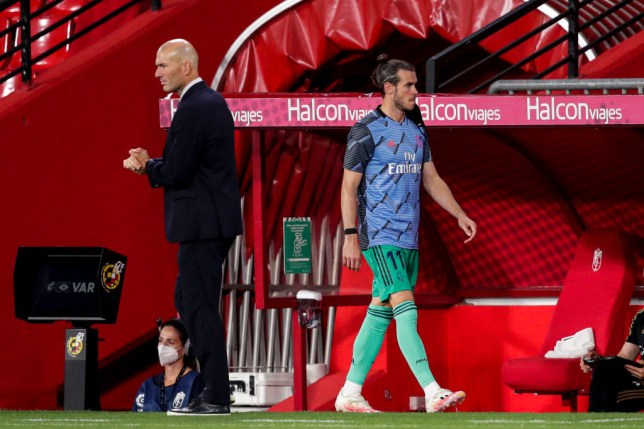 Bale will not feature against City