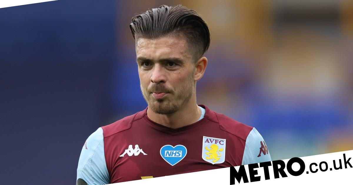 Jack Grealish offered new £100,000-a-week Aston Villa deal to snub Manchester United - metro