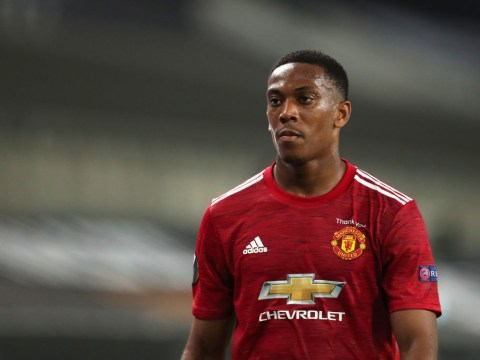 Louis Saha 'surprised' by Manchester United star Anthony Martial