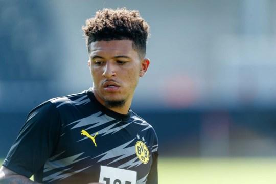 Ole Gunnar Solskjaer wants to sign the Borussia Dortmund and England star