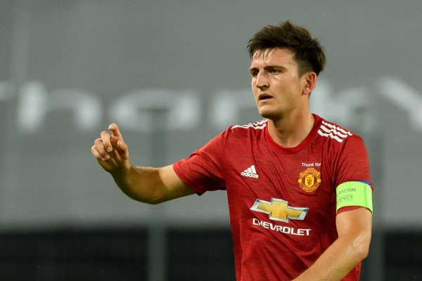 Maguire has endured a miserable start to the new season