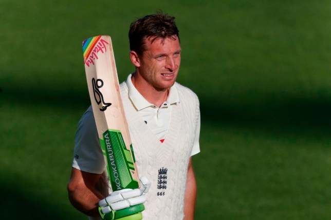 Jos Buttler made his highest first-class score as England dominated Pakistan