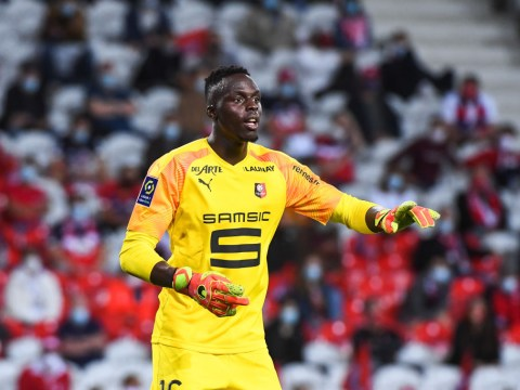 Chelsea make enquiry for Edouard Mendy after recommendation from Blues coach