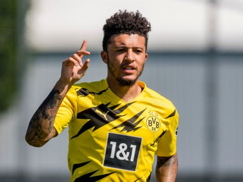 Dortmund willing to accept Manchester United's £108m plan to sign Jadon Sancho