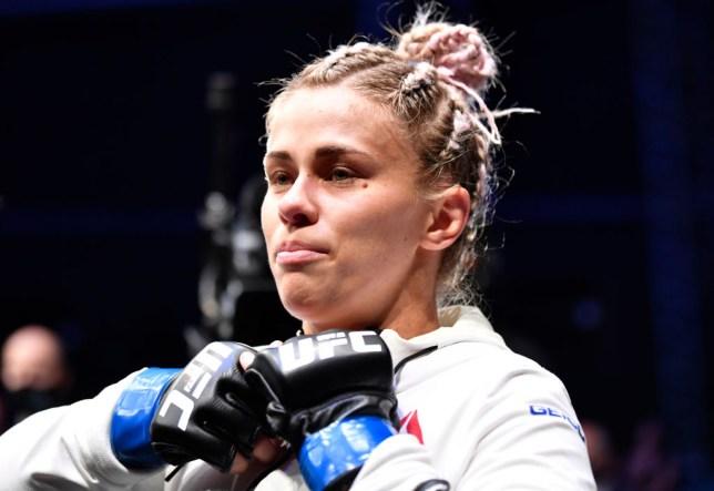 UFC 251: Ribas v VanZant
