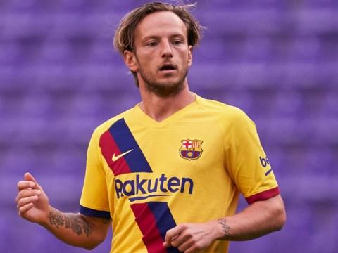 Mikel Arteta contacts Barcelona midfielder Ivan Rakitic over Arsenal transfer