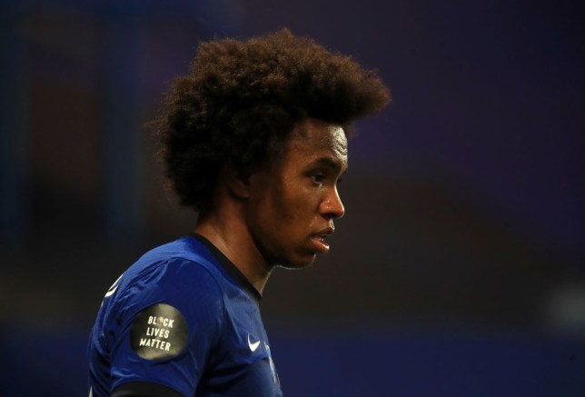 Lampard would wish Willian well if he moves on
