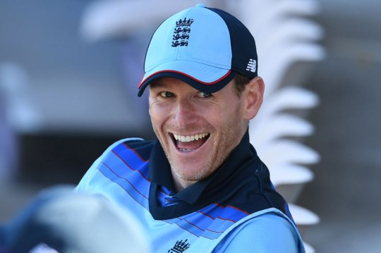 Eoin Morgan's side are bidding to become double World Cup champions