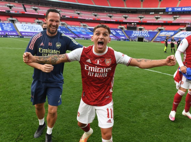 Lucas Torreira is interesting several Italian sides including the likes of Milan and Roma