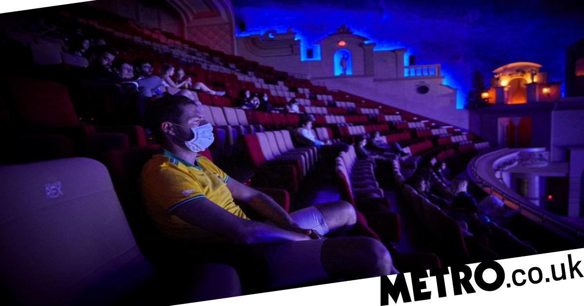 Do you have to wear a face mask in the cinema? All the places you now have to wear a covering - metro