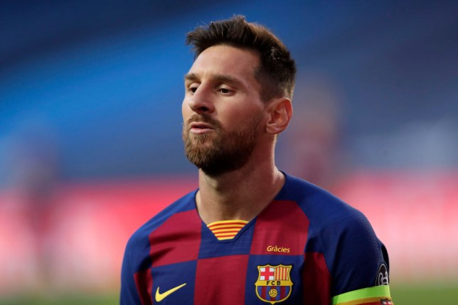 Lionel Messi Tells Barcelona He Wants To Leave Club Now After Bayern Defeat Metro News