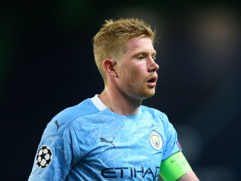 Kevin De Bruyne and Aymeric Laporte injury updates issued by Pep Guardiola
