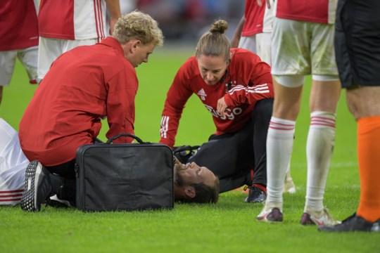 Ajax v Hertha BSC, preseason match