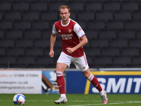 Arsenal defender Rob Holding not keen on West Ham loan switch