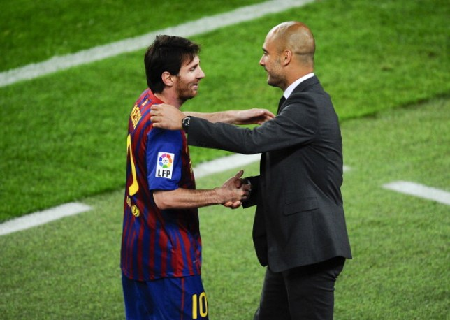 Lionel Messi contacts Pep Guardiola over Manchester City transfer | Metro  News