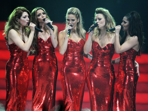 Cheryl leads well wishes as stars react to Girls Aloud singer Sarah Harding's cancer diagnosis