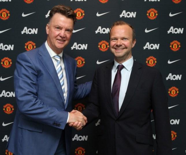Former Man Utd manager Louis van Gaal has taken another swipe at Ed Woodward
