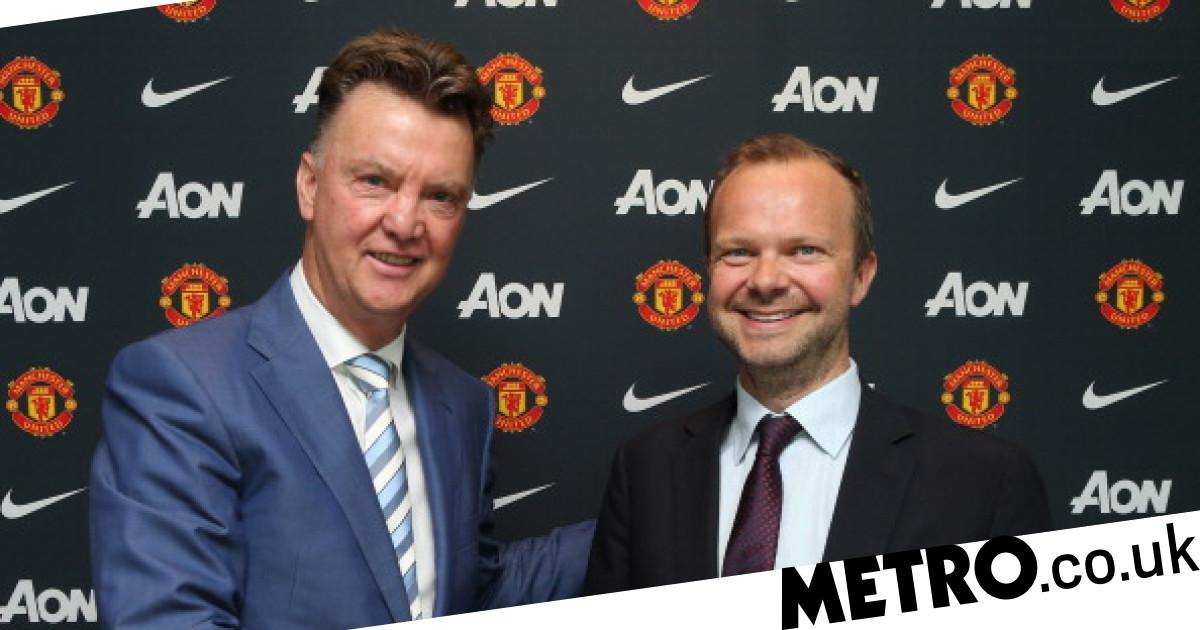 Louis Van Gaal Names The 10 Players Ed Woodward Failed To
